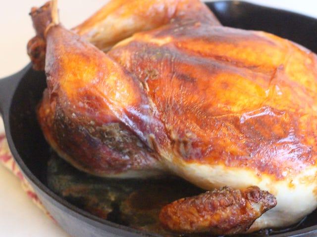 Season Your Chicken Even More, You Coward