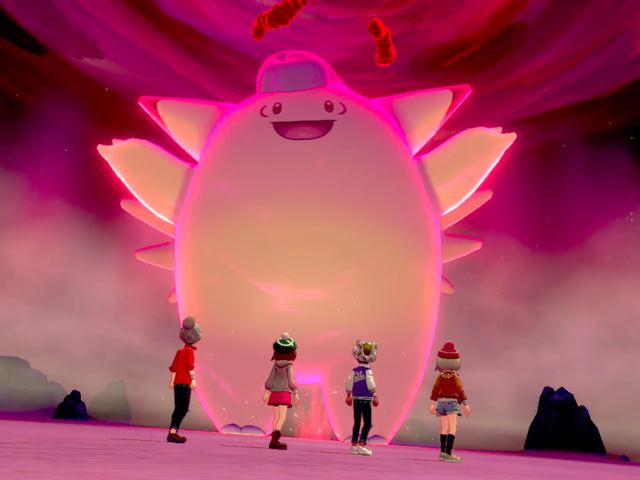 Pokémon Sword And Shield Will Have Co-Op Raids (And Everything Else We Learned Today)