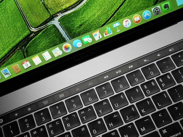 How to Disable the MacBook Pro Touch Bar