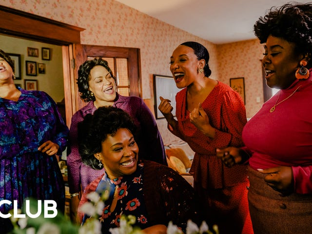 "The Clark Sisters biopic cast says the gospel group is ""your favorite singers' favorite singers"""