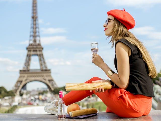 Francia le dice a su gente que beba menos vino