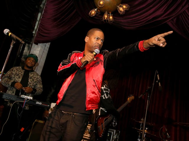 Tony Rock on All Def Comedy, Sexual Assault Jokes and Why He Won't Shy Away From Any Topic