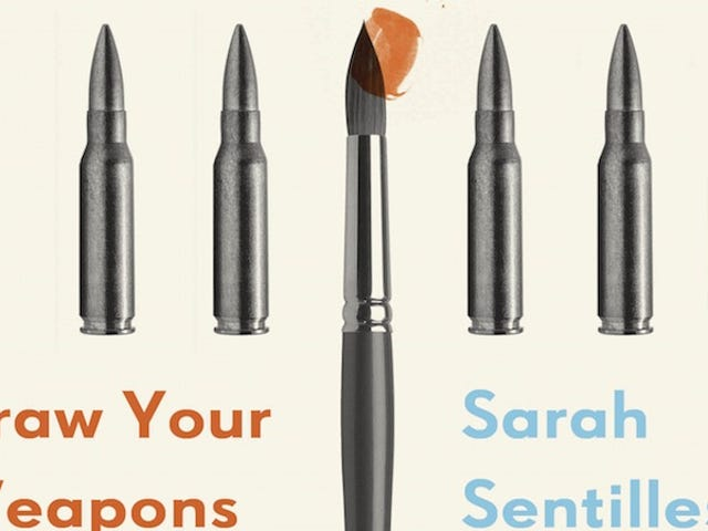 Sarah Sentilles's Draw Your Weapons Is a Timely Meditation on War and Violence