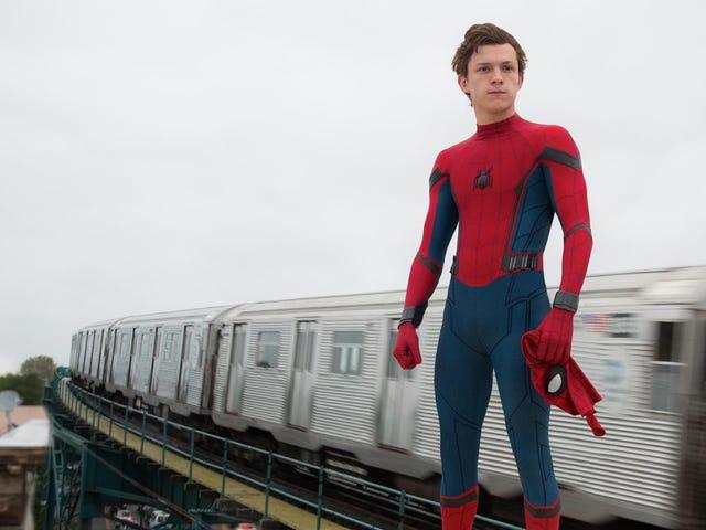 Spider-Man tiene un nuevo traje en Far From Home, según filtraciones del rodaje