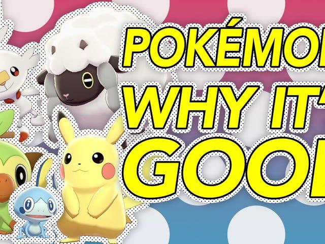 I Pokémon hanno molto in comune con i giochi di fiducia