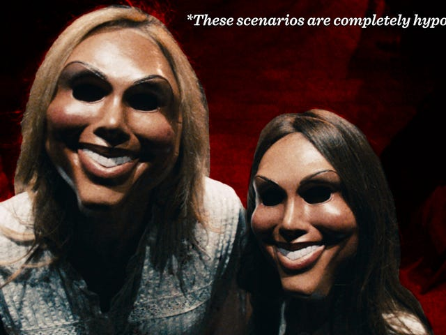 All the Completely Non-Murdery Things the Jezebel Staff Would Do on Purge Night
