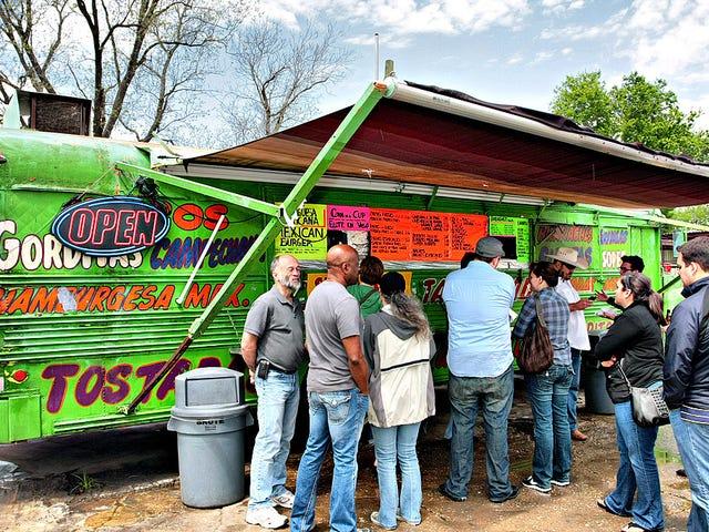 Taco Trucks On Every Corner Akan Hantar Amerika Kepada Pekerjaan Penuh