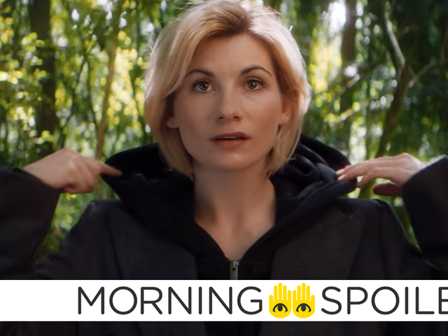 New Rumors Tease Some Big Changes for Jodie Whittaker's First Season of <i>Doctor Who</i>