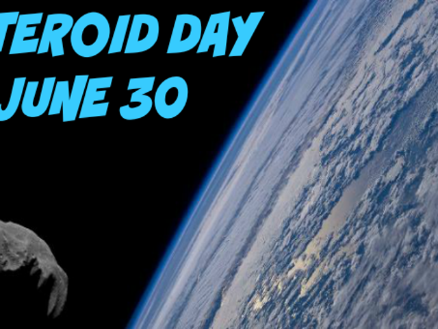 Happy International Asteroid Day!