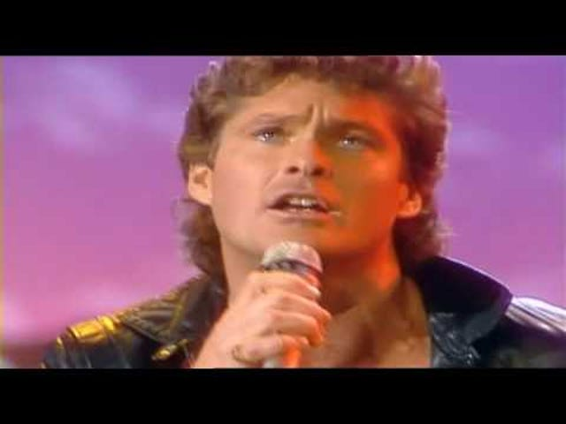 """PSA: If you press """"1"""" really fast for this video, David Hasslehoff shakes his butt."""