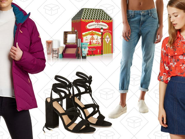 Tawaran Gaya Hidup Terbaik Hari Ini: Benefit Cosmetics, Urban Outfitters, LOFT, The North Face, dan Banyak Lagi
