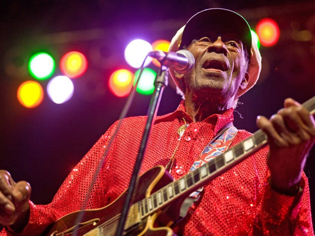 Chuck Berry Has Died At 90