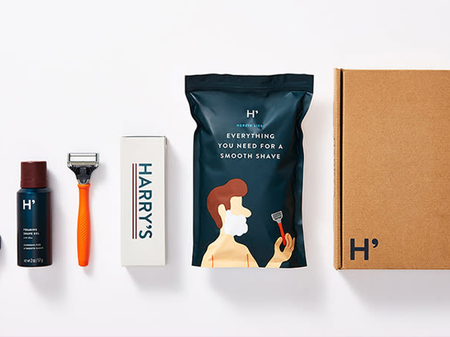 Get A Free Harry's Razor & Shaving Gel, Just Pay $3 For Shipping At Sign-Up
