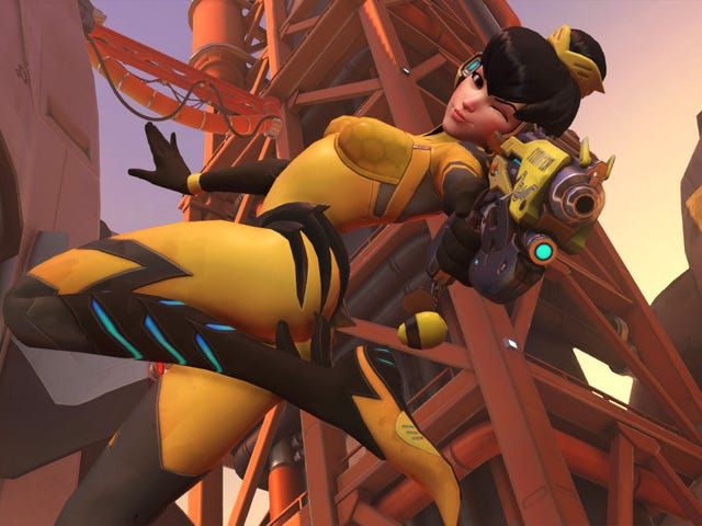 <i>Overwatch </i>Test Patch Adds Tons Of New Voice Lines
