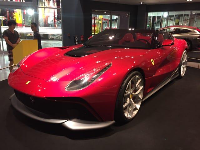 Visited Ferrari World in Abu Dhabi the other weekend...