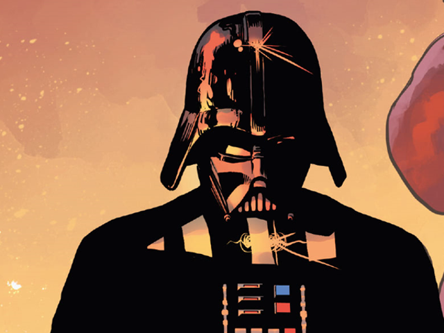 Through the Ghosts of Revenge of the Sith, Darth Vader Finds a Semblance of Peace