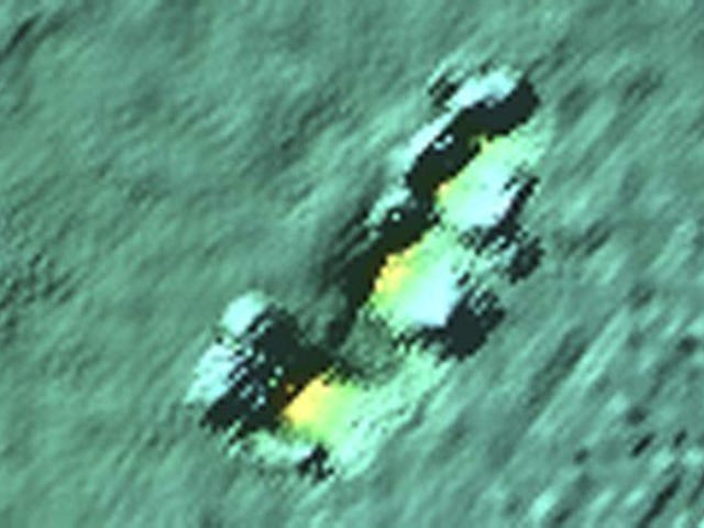 This Grainy Image Could Be the First British Passenger Liner Sunk by the Nazis in WW2