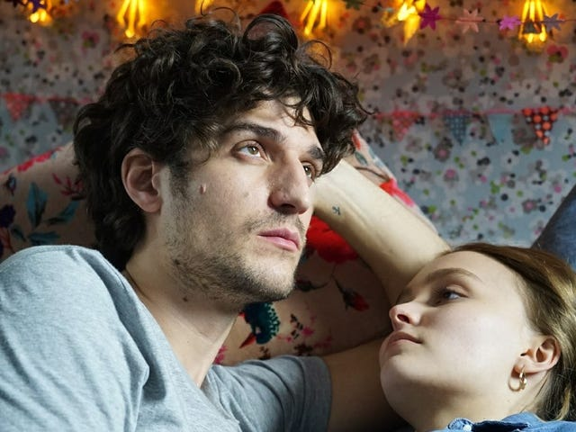 Louis Garrel is still handsome, and still stuck in his dad's shadow, in the frivolous A Faithful Man