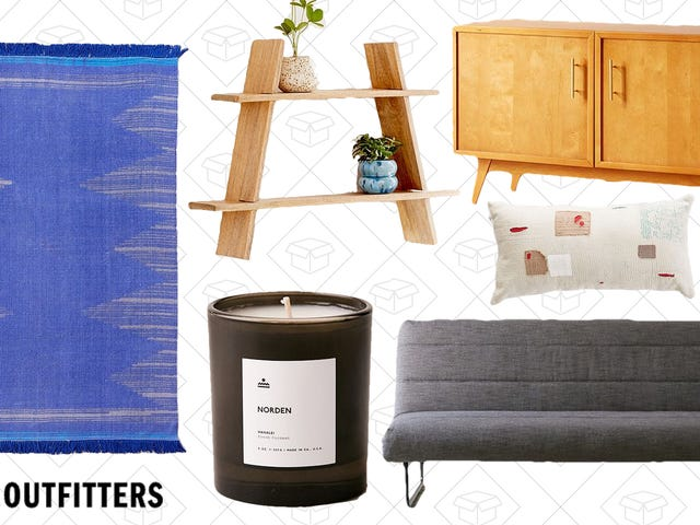Urban Outfitters Just Took an Extra 40% Off Their Already Discounted Home Goods
