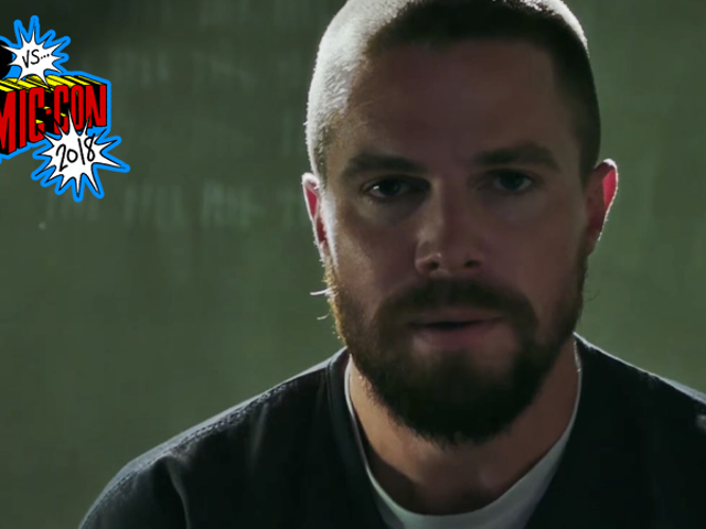 The Trailer forArrow's Next Season Sees Ollie Deal With His Greatest Enemy Yet: Jail Time
