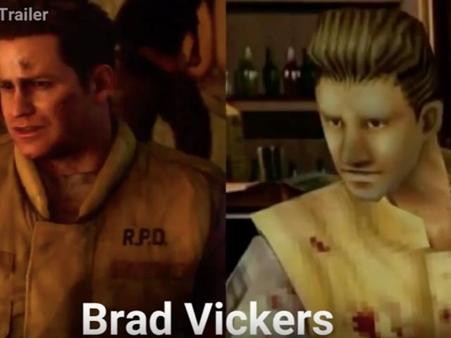 Mari Bandingkan Resake Evil 3 Remake Dengan Grafik Asal