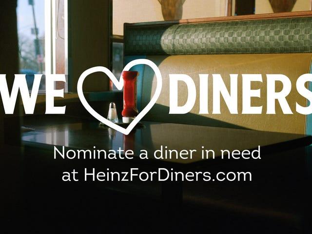 Heinz spendet 1 Million US-Dollar, um die kämpfenden Gäste zu unterstützen