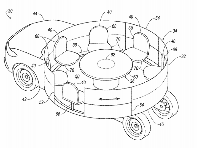 This Crazy Ford Cabin Design Actually Makes A Lot Of Sense