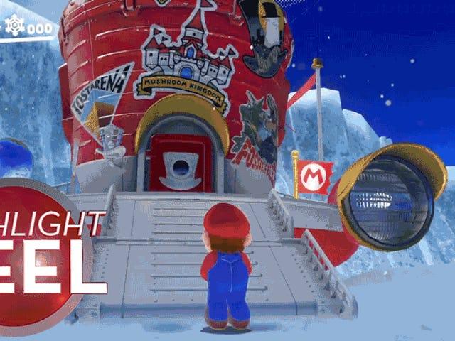 Nice-A Buns, Mario