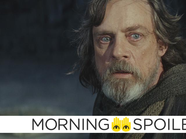 Mark Hamill Menjelaskan Moralitas Luke dalam <i>Star Wars: The Last Jedi</i>