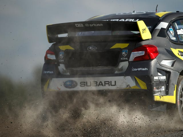 Ugly Lawsuit With Subaru Documents The Implosion Of Red Bull Global Rallycross