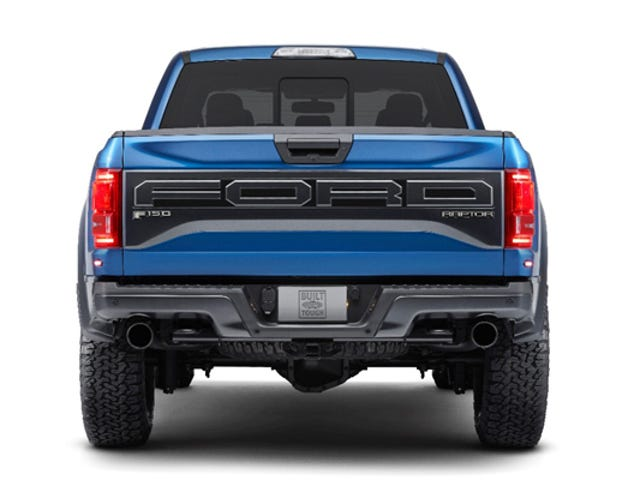 My analysis as to why new pickup lettering tailgates are ugly, and old ones are cool.