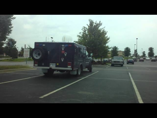 Unmarked Government Trucks (updated)
