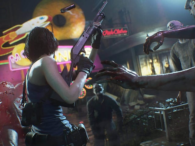 The Week In Games: Return To Raccoon City, Again