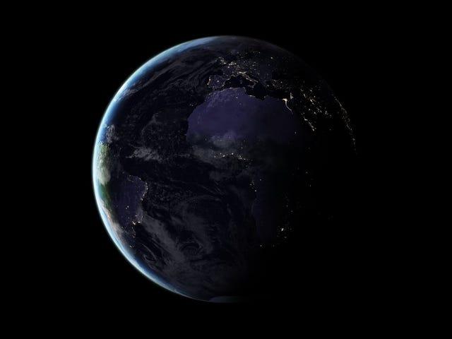 Tómate un descanso para explorar estas alucinantes fotos nocturnas de la Tierra