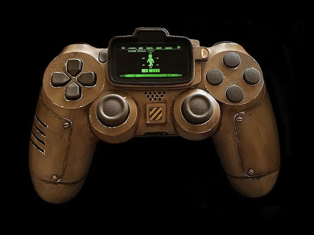 Fallout Controller Looks Like It Survived The Apocalypse