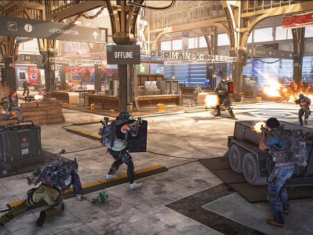 <i>The Division 2</i> tấn công đầu tiên của <i>The Division 2</i> sẽ không có sự mai mối, mặc dù Ubisoft đã bắt chước nó sẽ