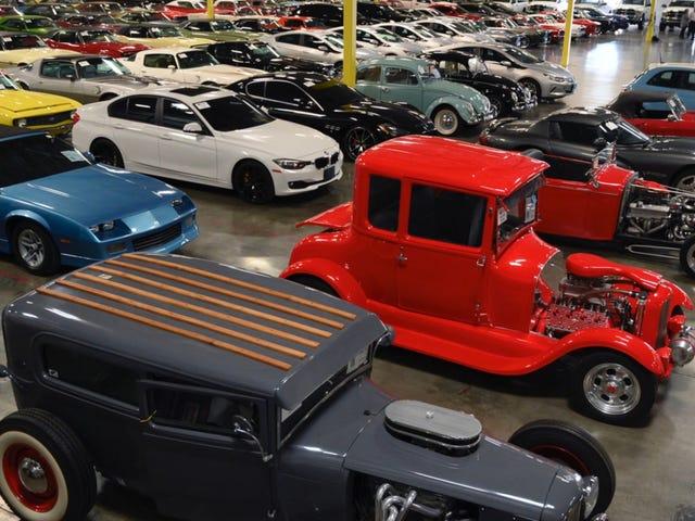 ABD Marshals Ponzi Şeması Suçlu Plea Sonra 150 Araba Koleksiyonu İhalesi Ayarladı