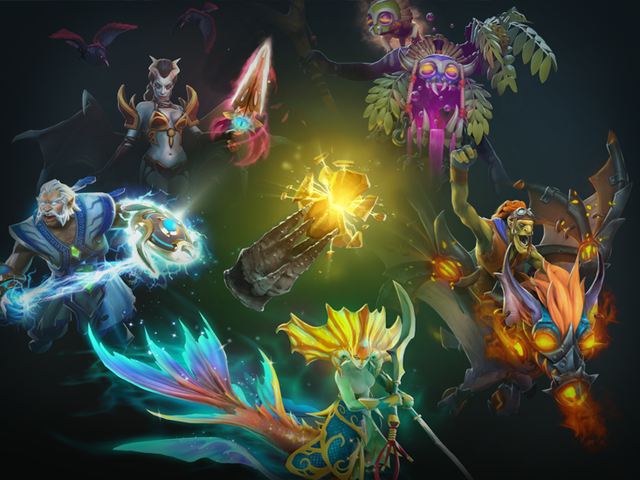 Valve Finally Confirms Dota 2's Latest Loot Box Was Bugged