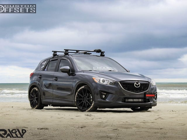 Suddenly wanting a lowered CX-5