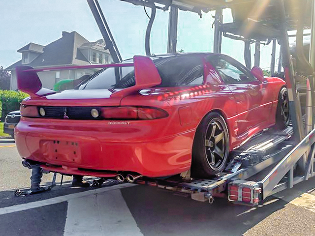 Selling My Super Rare Mitsubishi 3000GT VR4 Was The Hardest Thing I've Ever Done