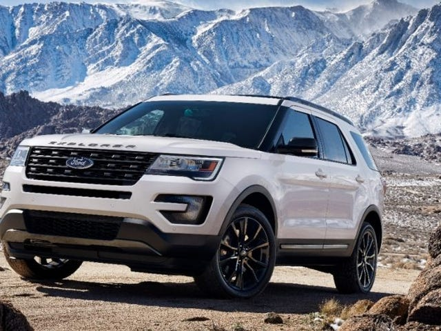 Ford Offers To Repair Your Possibly Carbon Monoxide Leaking Explorer