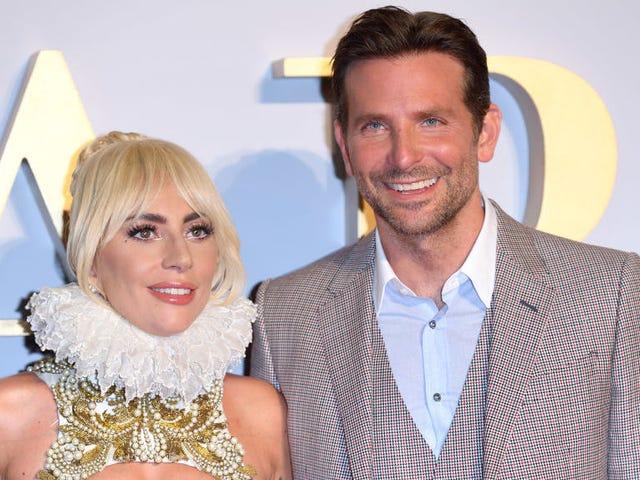 Lady Gaga has a Bradley Cooper description she likes, uses endlessly