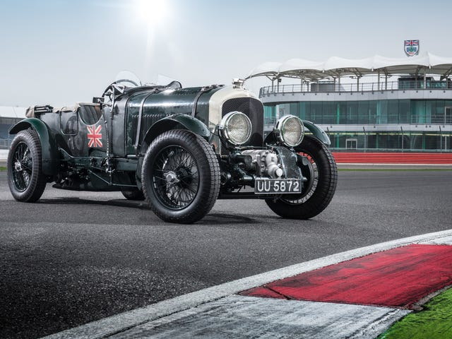 Bentley digitalizou todas as 630 partes do soprador de 1929 para reconstruir a lenda