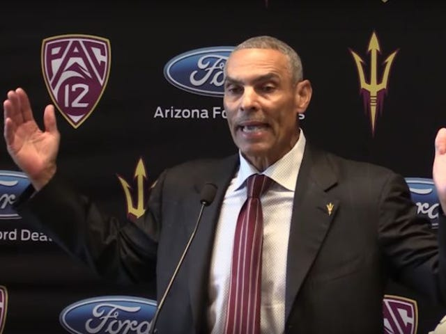 What The Hell Is Herm Edwards Talking About?