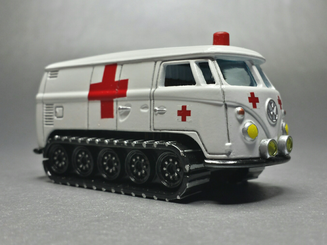 LaLD Car Week: Alpine Ambulance