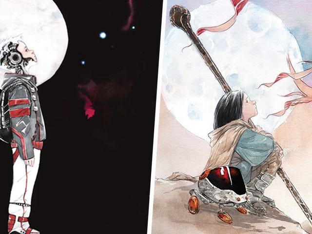 The excellent space story Ascender is best paired with its predecessor, Descender