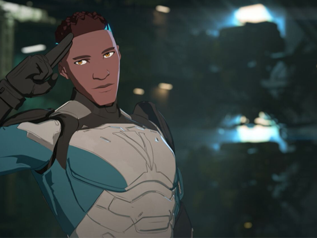 Noted Anime Fan Michael B. Jordan Will Star in Rooster Teeth's New Mecha Show