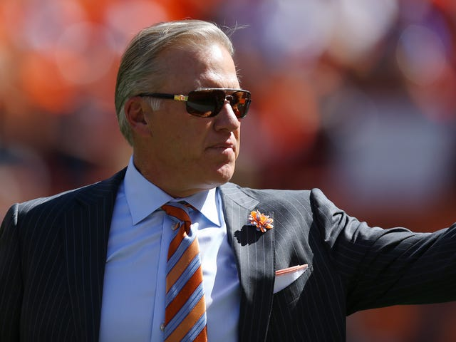 Hall of Fame Quarterback John Elway Is Dropping Major Money on Republican Candidates