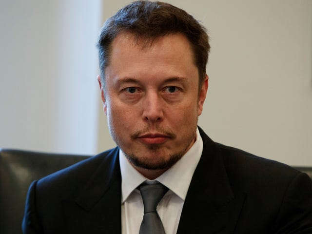 Elon Musk Just Yelled 'SHAME' At A Bunch Of Journalists