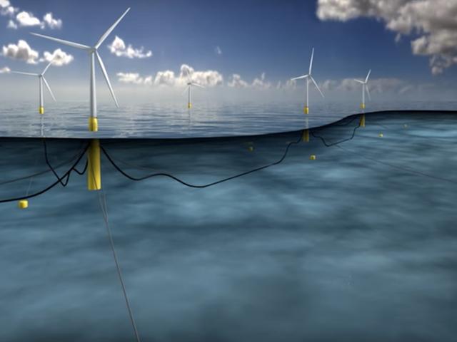 L'Ecosse aura bientôt le plus grand parc éolien offshore flottant du monde